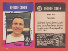 Fulham George Cohen England 28
